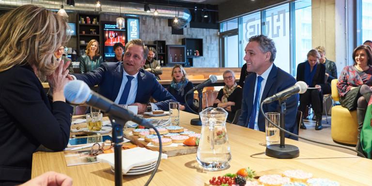 Minister de Jonge prijst Kansrijke Start Zuid-Limburg!