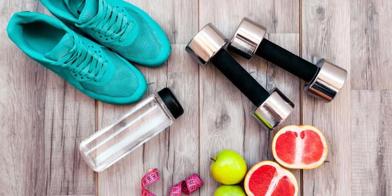 Fit, gezond, en actief