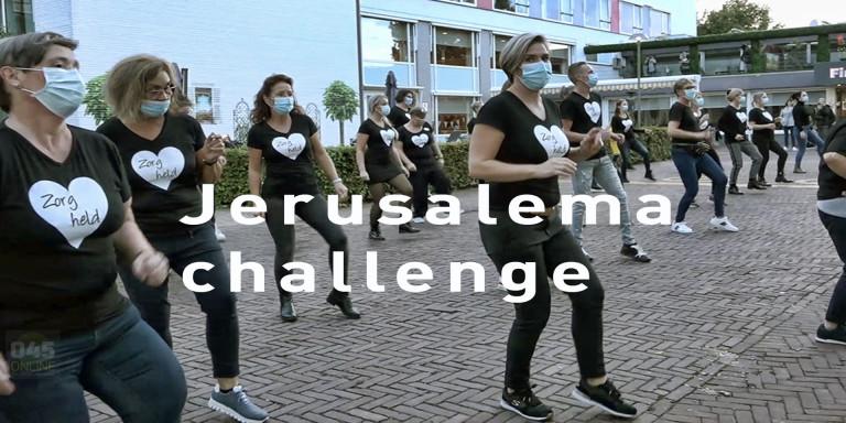Jerusalema Challenges
