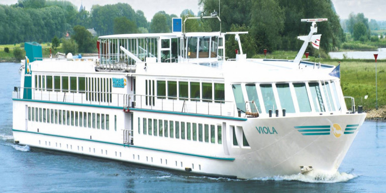 Cruise vakantie - MS Viola