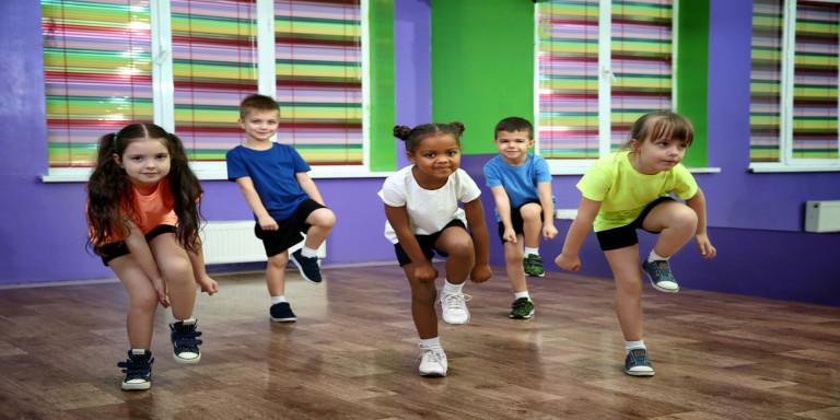 Zumbini & Zumba voor kinderen - Kinderpraktijk Thijmke