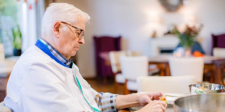 Thuiswonen met dementie