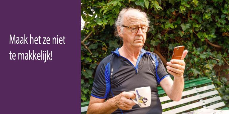 Campagne Senioren en Veiligheid