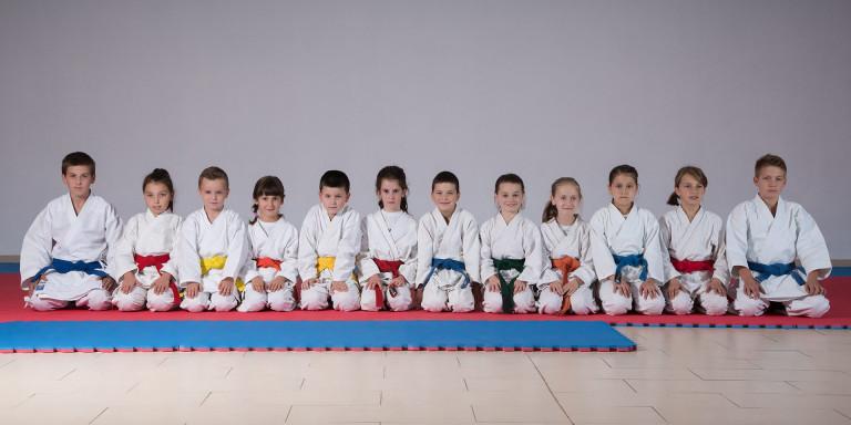 Kinder tuimeljudo - Judokay Nikanshite