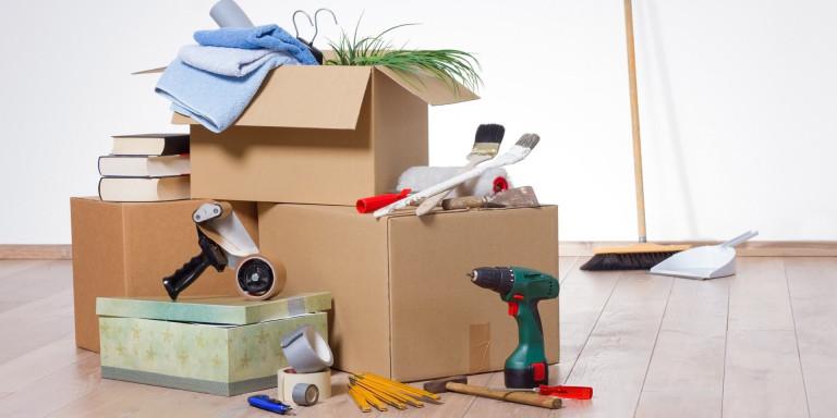 Onderhouden van huis en tuin De woningopknapper
