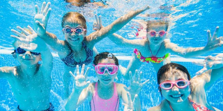 Zwemmen - Zwemparadijs Otterveurdt