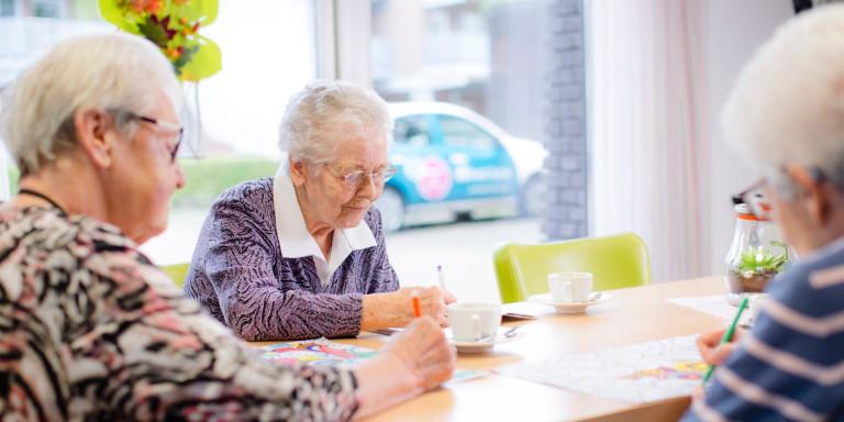 Wonen voor mensen met dementie