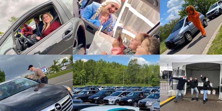Bekijk hier de foto's van onze Drive-In bioscoop