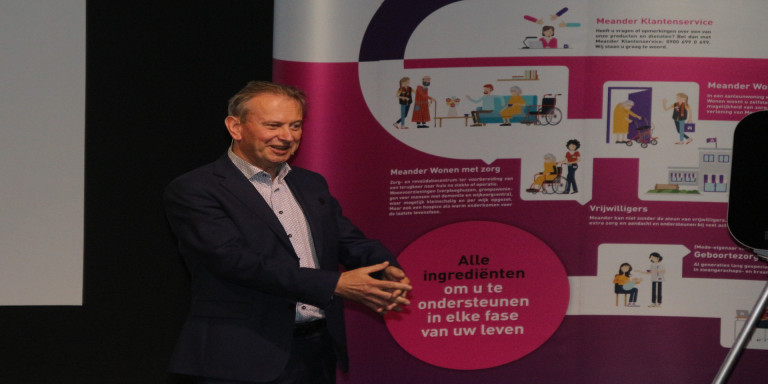 Symposium wijkverpleging in beweging