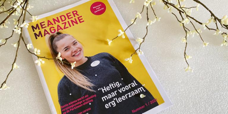 Nieuwe editie Meander Magazine 01 2021