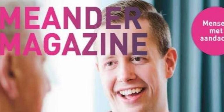 Nieuwe editie Meander Magazine