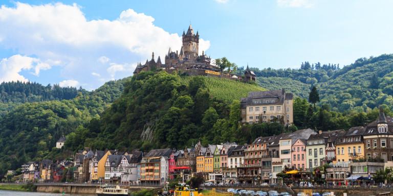 Dagtocht Eifel