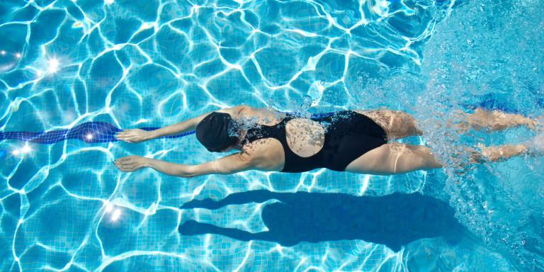 Zwemmen - In de Bende
