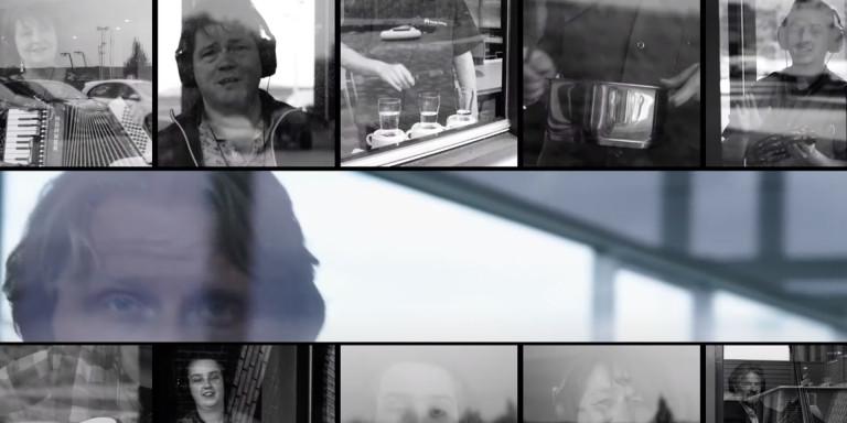 Bekijk onze nieuwe clip: 'Same'