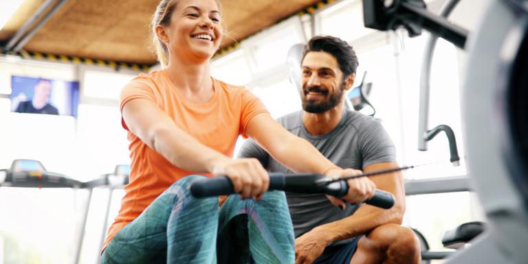 Personal (sport) coach - Motivador